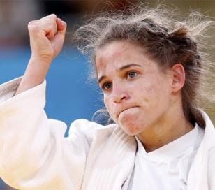 Paula Pareto medalla de plata en Mundial de Judo