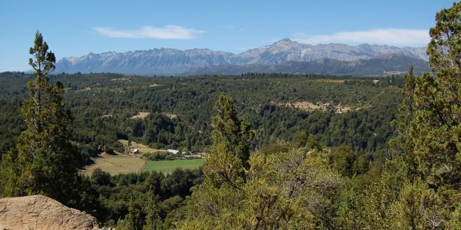 Un alud cortó la ruta entre Bariloche y El Bolsón