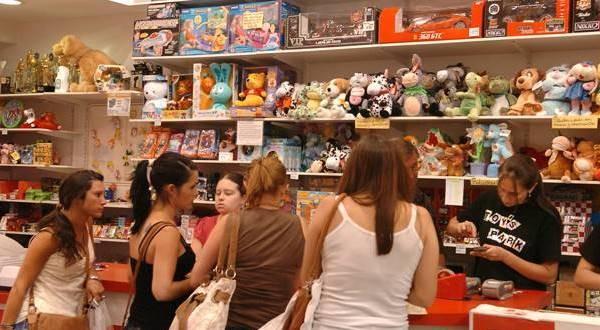 Las ventas por el Día del Niño cayeron 6,3%