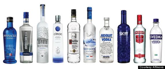 Cosas que no sabías que podías hacer con vodka