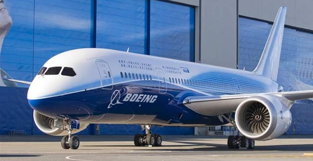 Video : así se fabrica el Boing 787 dreamliner