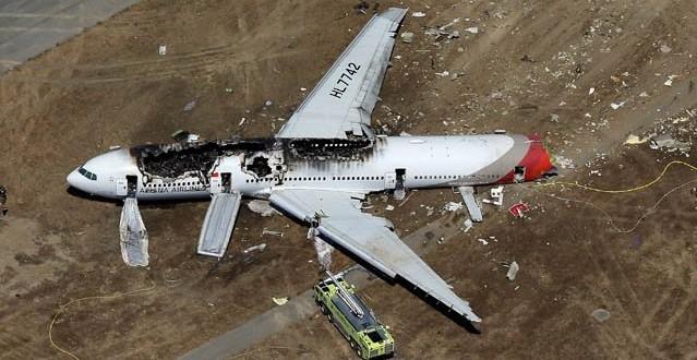 Consejos para mejorar tus probabilidades de sobrevivir a un accidente aéreo