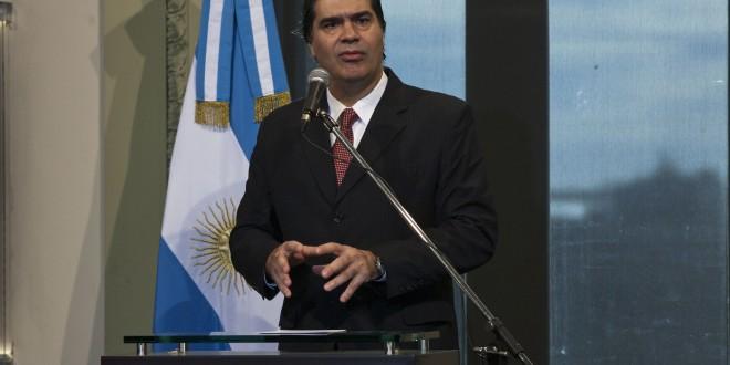 Capitanich dijo que la única alternativa para el pago de importaciones es el mercado único y libre de cambio