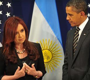 EE.UU. considera a la Argentina fuera de su agenda
