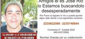 Solidaridad : Buscan a José Rio