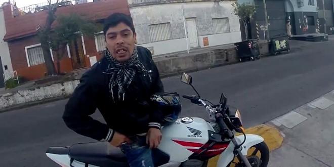 Los mejores memes del video del motochorro