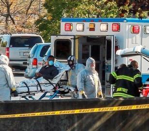 Primer caso de Ébola en Nueva York