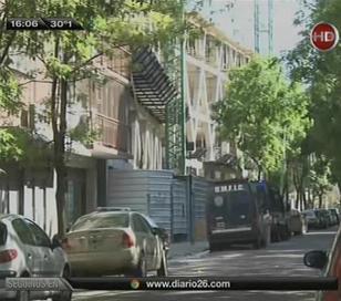 Murió obrero al caer desde un edificio