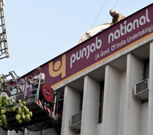 Robaron una cámara acorazada del Punjab National Bank por túnel de 40 mts