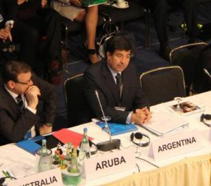 Argentina firma un acuerdo para acceso a la información bancaria