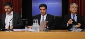 Envían al Congreso proyecto Argentina Digital