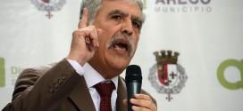 """Julio De Vido : """"éste tramo va a ser histórico, el país seguirá creciendo e insertándose más aún en el mundo""""."""
