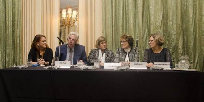 Homenaje a María Luisa Bemberg en la embajada argentina en Londres
