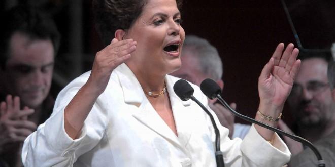 Salutación a Dilma Rousseff por su triunfo electoral