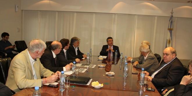 Vanoli afirmó que profundizará el acceso al crédito para las pymes