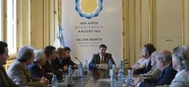 """Capitanich coordinó una mesa de trabajo intersectorial para """"resguardar las conquistas alcanzadas"""""""