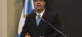 Capitanich analizó el fallo de la Corte Suprema sobre la deuda impositiva del diario La Nación