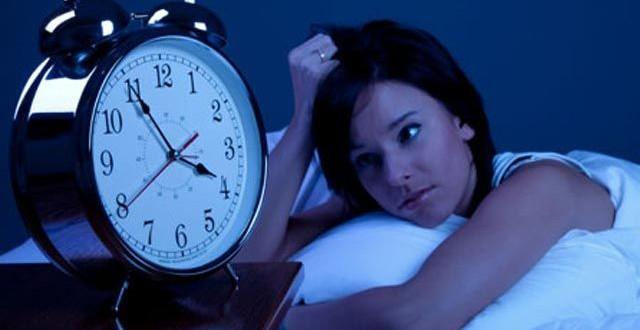 Alimentos que pueden causar insomnio