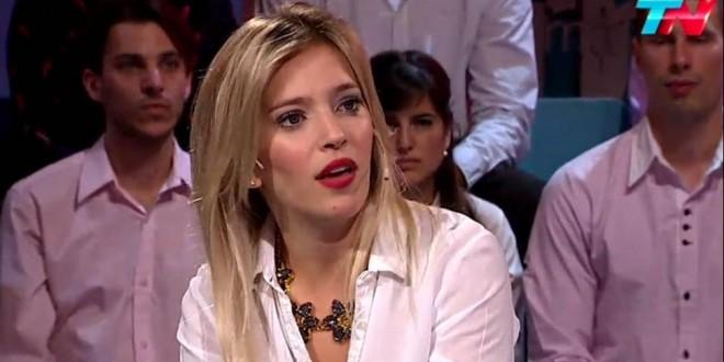 """Luisana Lopilato: """"Me da tristeza la inseguridad que hay en el país"""""""