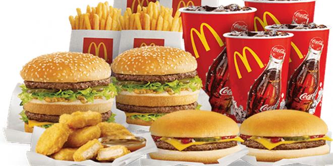 Adelgazó comiendo en McDonald's durante 3 meses