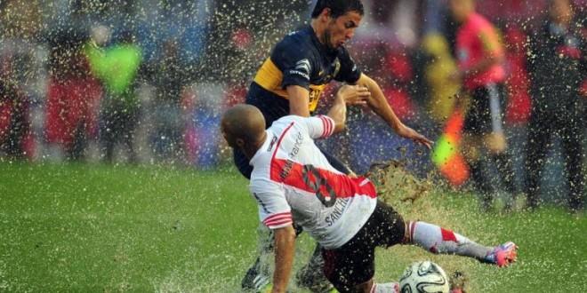 Superclásico : River llego al empate ante Boca sobre el final