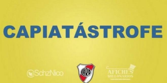 Los mejores afiches con las cargadas para Boca por la derrota con Capiatá
