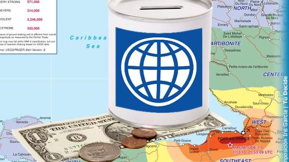 """El Banco Mundial pide a la Argentina """"dar un golpe de timón"""""""
