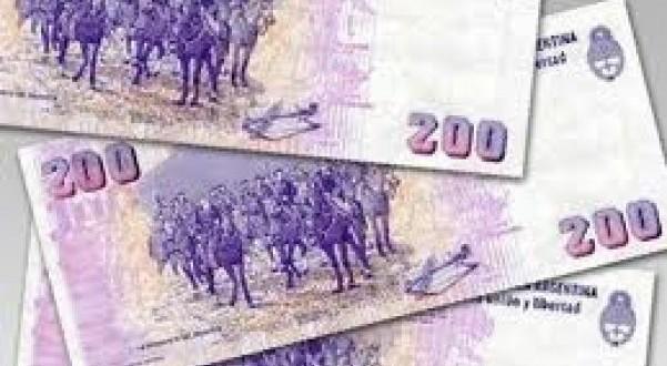 Se vienen los billetes de $ 200 y $ 500