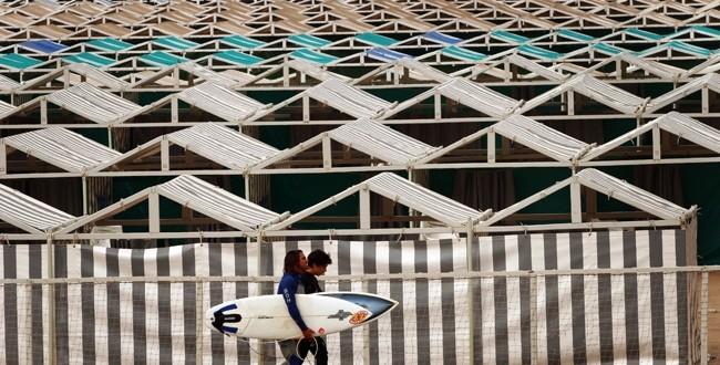 Cuanto va a costar una carpa en Mar del Plata este verano