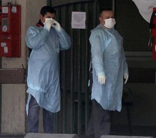 El Chileno sospechoso de tener ébola padece malaria