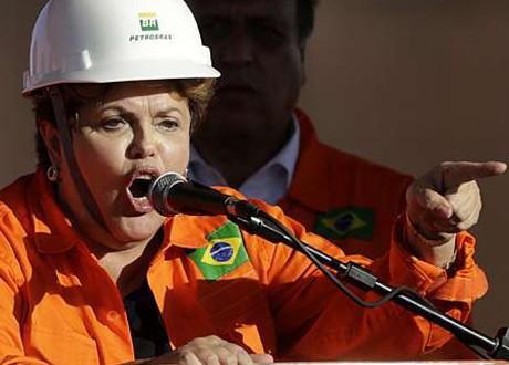 Dilma Rousseff admitió que hubo desvío de dinero en Petrobras