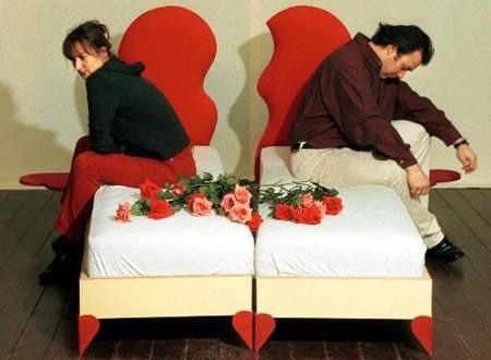 Los 13 momentos en los que el hombre decide divorciarse