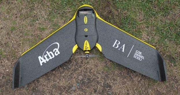 Cómo funcionan los drones de ARBA