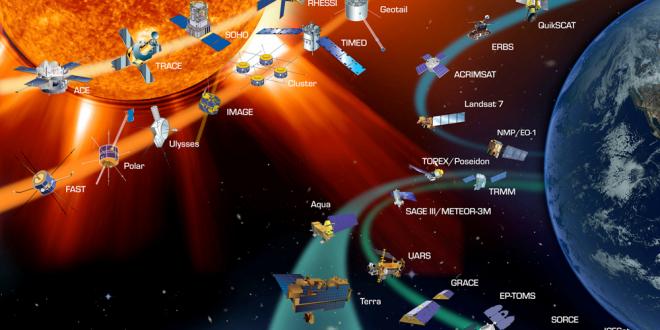 Gigantesca explosión solar amenaza a la Tierra