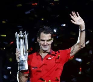 Federer logra el 81º título de su carrera
