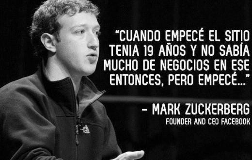 Las mejores frases de Mark Zuckerberg