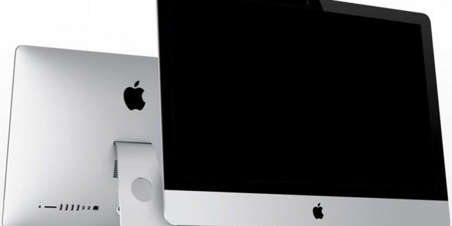 Nueva iMac con pantalla de 5K