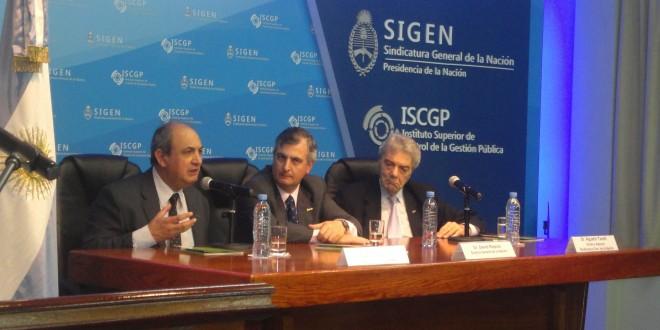 Jornada de Auditoría Ambiental en la Sigen