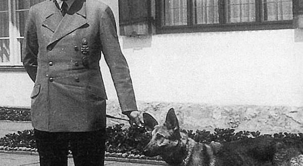 El horrible fin de la mascota de Hitler