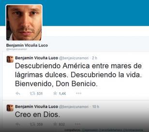 Nació Benicio, el hijo de Pampita y Benjamín Vicuña