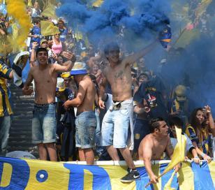 Violencia en el fútbol: 2 muertos en Rosario