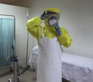 Un segundo trabajador del hospital de Texas donde se trató al primer caso de por ébola dio positivo