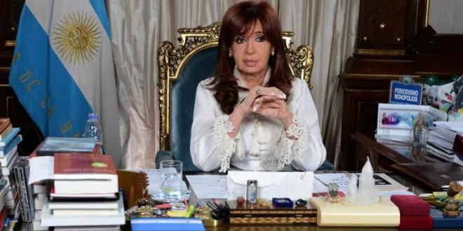 Video: Cristina Kirchner anunció el envío al Congreso de la reforma al Código Procesal Penal