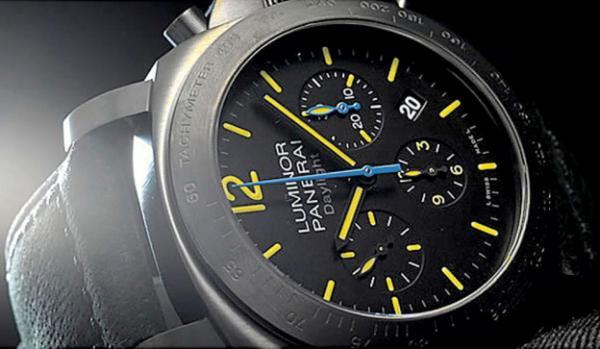 El reloj de Diego Bossio de 16 mil dólares
