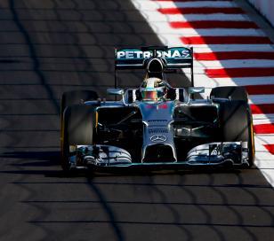 Gran Premio de Rusia de Fórmula 1: Victoria para Hamilton