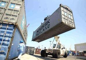 Saldo positivo en la balanza comercial con Brasil