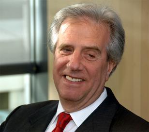 Tabaré lidera la intención de voto en Uruguay  pero habrá balotaje