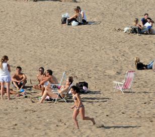 Turistas gastarían unos $ 1.155 millones este fin de semana largo