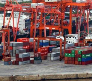 Importante baja de las exportaciones en octubre