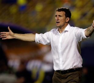 """Rodolfo Arruabarrena: """"Fue un partido trabado, bastante interrumpido"""""""